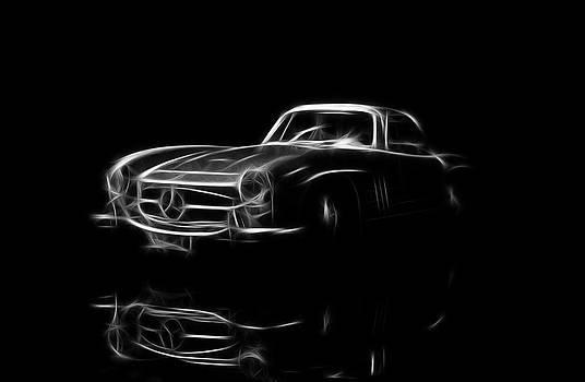 Mercedes SL 300 by Christoph Schneider