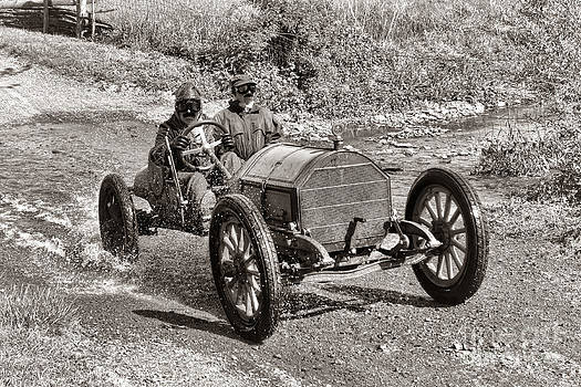 Mercer Raceabout by Olivier Le Queinec