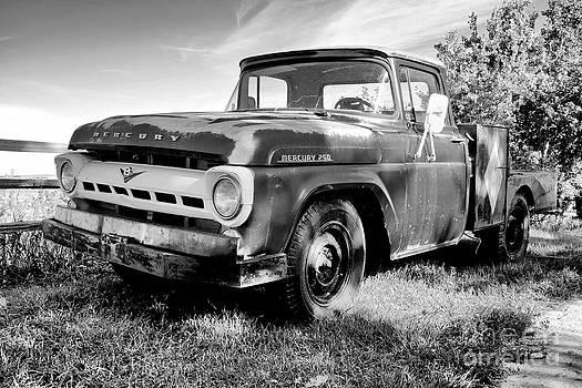 Mercury 250 BW by Trever Miller
