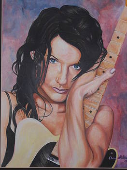 Meredith Brooks by David Paterson