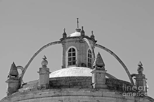 John  Mitchell - Merida Cathedral Dome Mexico