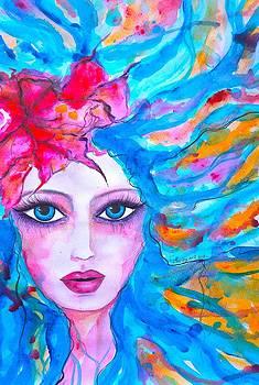 Mermaid Eyes by Marley Art