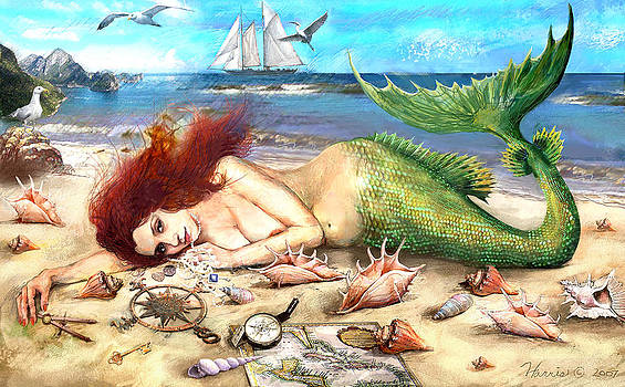 Mermaid by Frank Harris