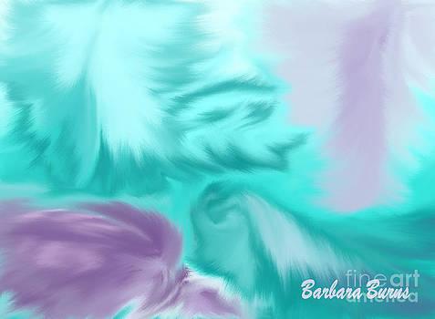 Mermaid Hair by Barbara Burns