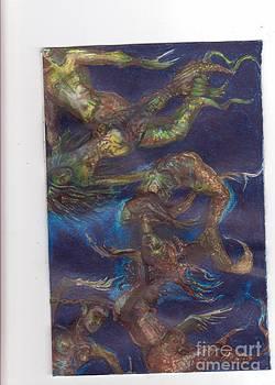 Mermaid by Katie Thomas