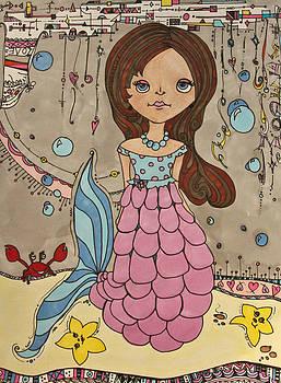 Mermaid Mia by Alexandra Benson