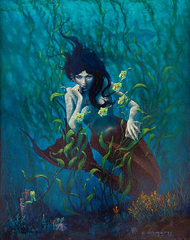 Mermaid by Rob Corsetti