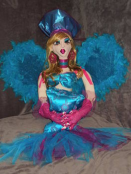 Mermaid Wings by Cassandra George Sturges
