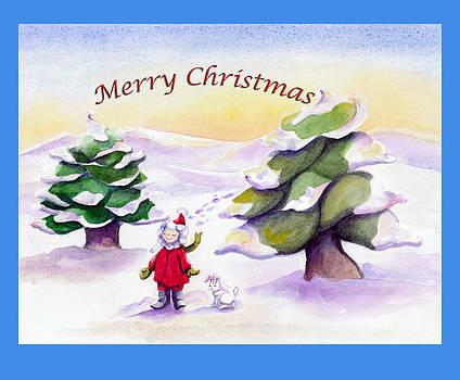 Merry Christmas 2013 by Nadine Dennis