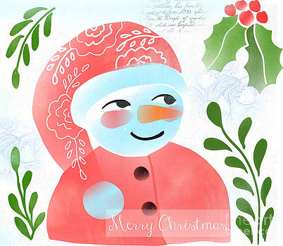 Merry Christmas by Elaine Jackson