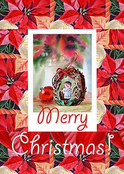 Irina Sztukowski - Merry Christmas From An Angel