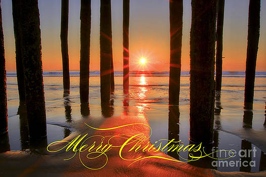 Brenda Giasson - Merry Christmas Sunrise