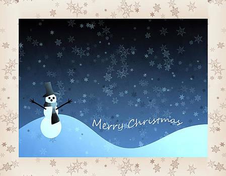 Merry Christmas  by Tara Sullivan