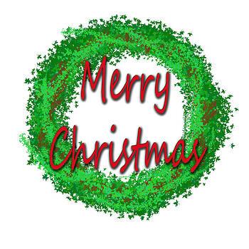 Merry Christmas by William Braddock