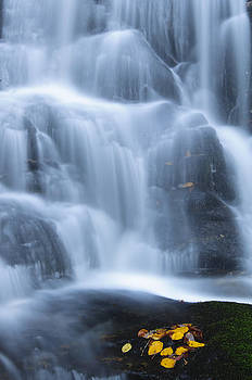 Merry Falls by Ben  Keys Jr