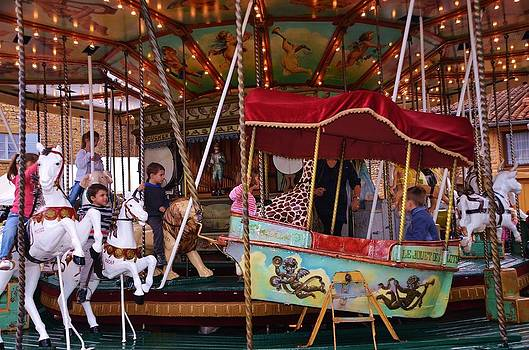 Merry go round by Dany Lison