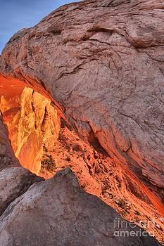 Adam Jewell - Mesa Arch Portrait
