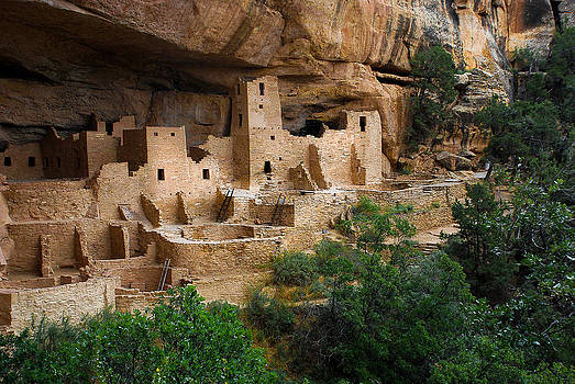 Mesa Verde by Dany Lison