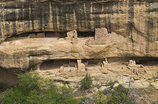 Mesa Verde National Park - 7906 by Jerry Owens