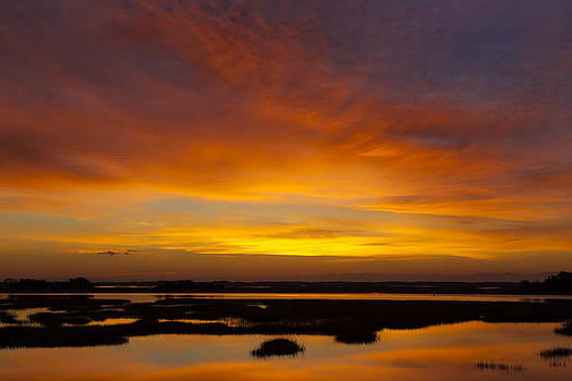 MESSAGE FROM THE UNIVERSE  Sunrise Photograph By Jo Ann Tomaselli by Jo Ann Tomaselli