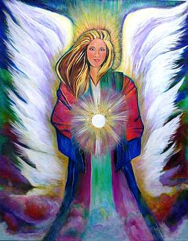 Messenger Of Light by Stella Maris Jurado