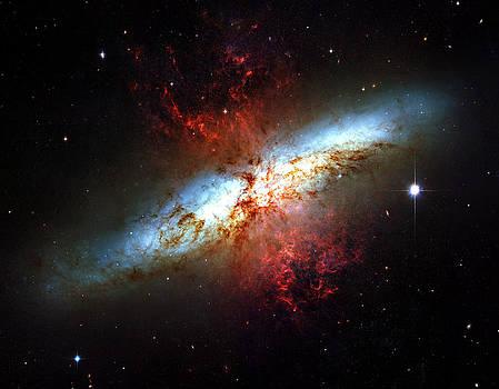 Ricky Barnard - Messier 82