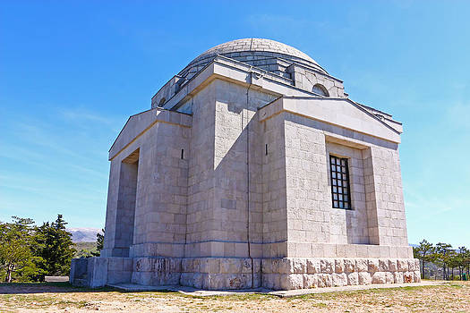 Mestrovic family mausoleum by Borislav Marinic