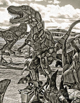 Gregory Dyer - Metal Dinosaurs - 04