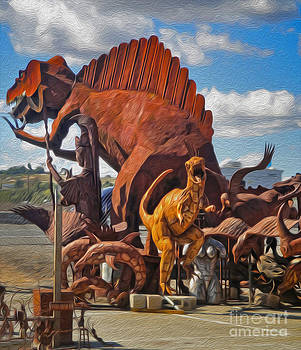 Gregory Dyer - Metal Dinosaurs - 05