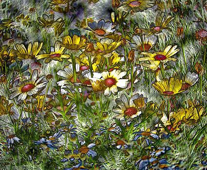 James Steele - Metal Sunflowers
