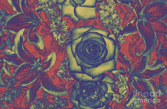 Mae Wertz - Metalic Rose