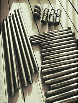 Metalwork by Nicholas Gratzl