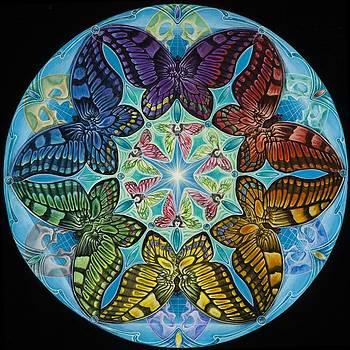 Metamorphosis by Morgan  Mandala Manley