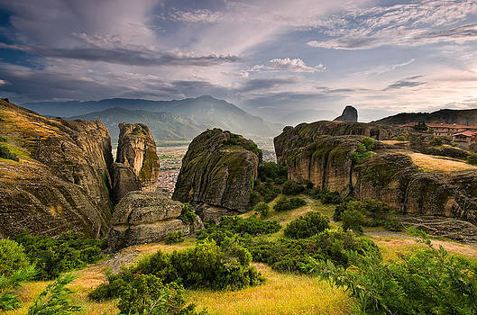 Meteora by Andrey Trifonov