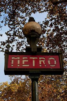 John Daly - Metro in the Fall