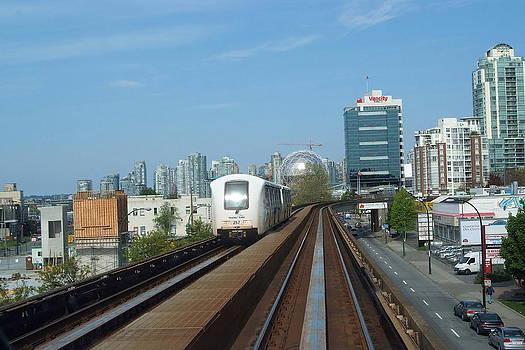 Metro on track by Devinder Sangha