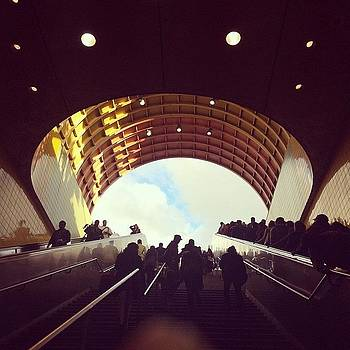 #metro Scape 1 by Ann Marie Donahue