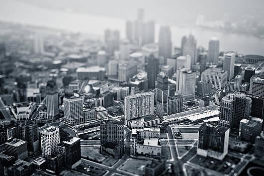 Metropolis by Mike Lanzetta
