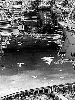Malcolm Suttle - Mevagissey Harbour 2