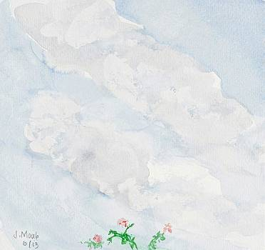 Mexican Clouds by Jean Moule