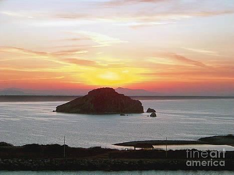 Gena Weiser - Mexican Riviera Sunset