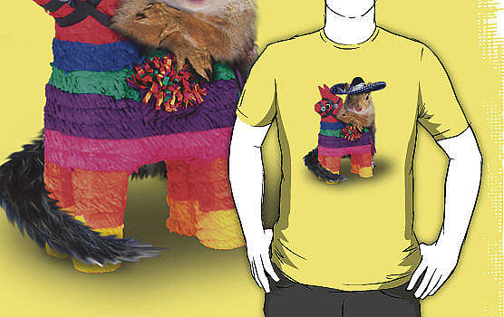 Jeanette K - Mexican Squirrel Shirt