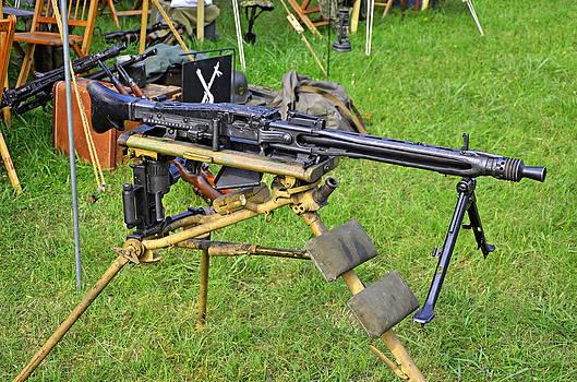 Paul Mashburn - MG-42 Machine Gun