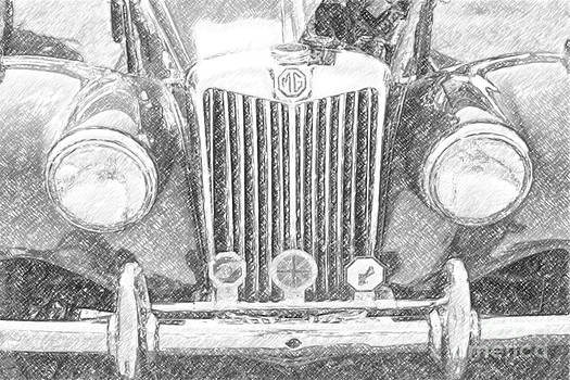 Dale Powell - MG Automobile