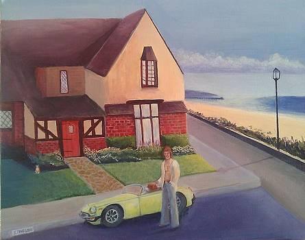 MG Tudor Summer by Karen King