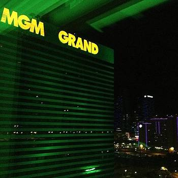 Mgm Grand by Mel Garvin