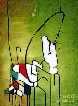 Mi Caballo 2 by Jeff Barrett