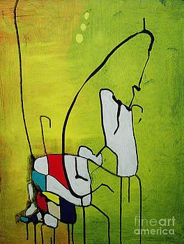 Mi Caballo by Jeff Barrett