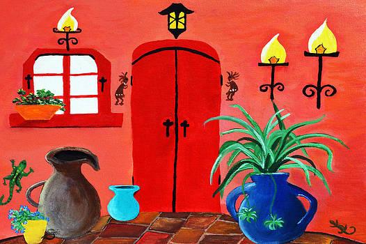 Mi Casa by Sherry Allen