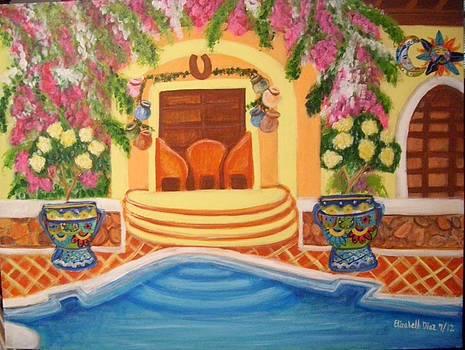 Mi Hacienda by Elizabeth Diaz